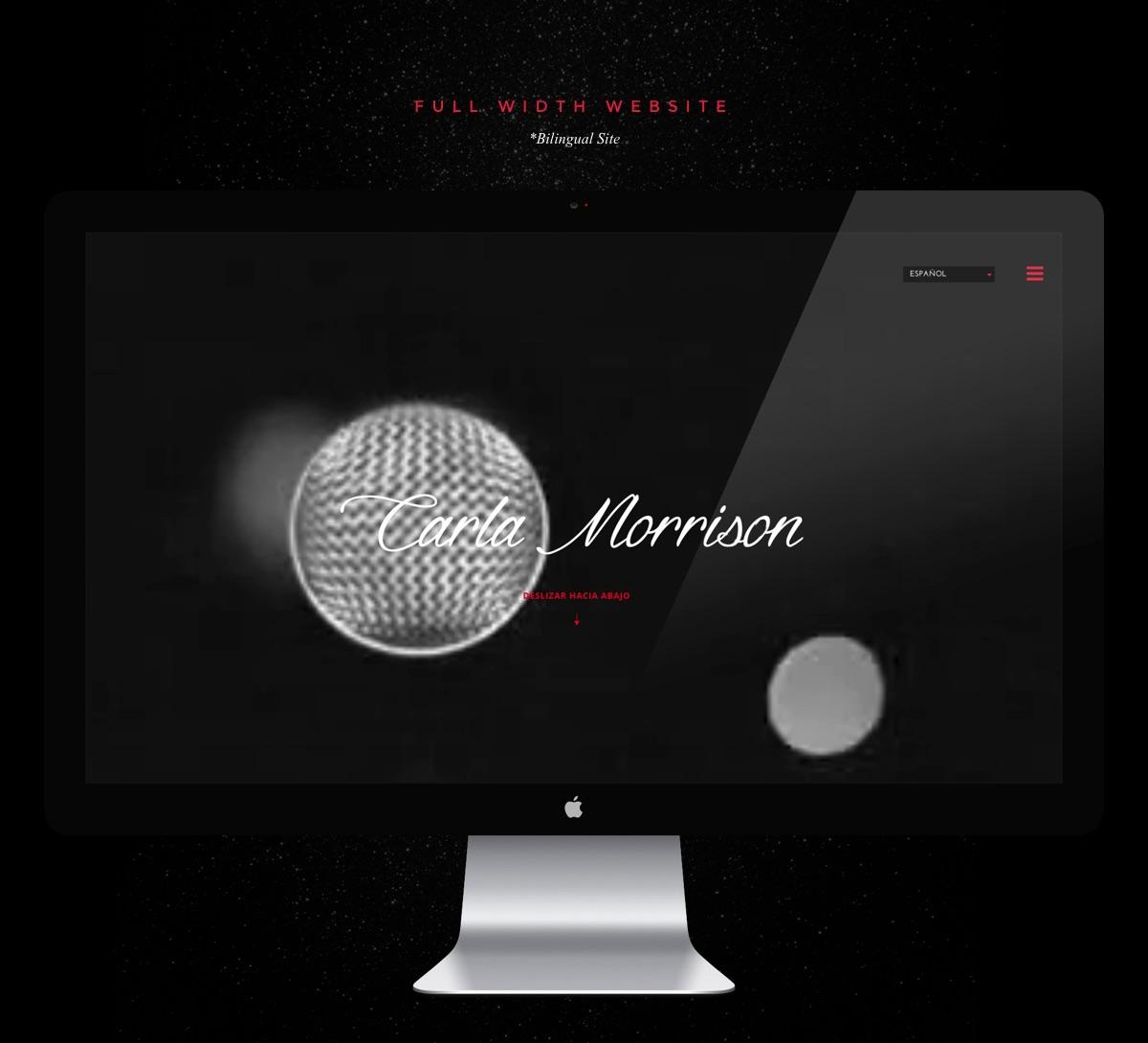 Carla Morrison Website
